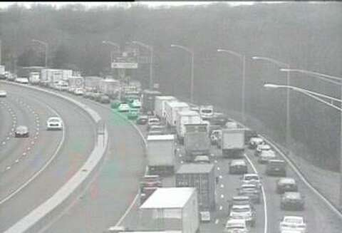 Traffic eases after 2 truck accidents on I-95 - Connecticut Post