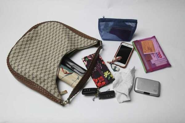 A look inside ThriveWell founder's handbag - ExpressNews com