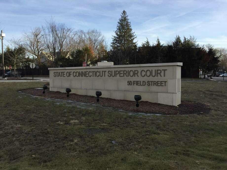 The Litchfield Judicial District courthouse in Torrington. Photo: Ben Lambert / Hearst Connecticut Media
