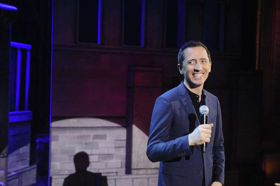 """Gad Elmaleh: American Dream,"" a stand-up special, is available for streaming. Photo: Abbot Genser / Abbot Genser / Netflix"