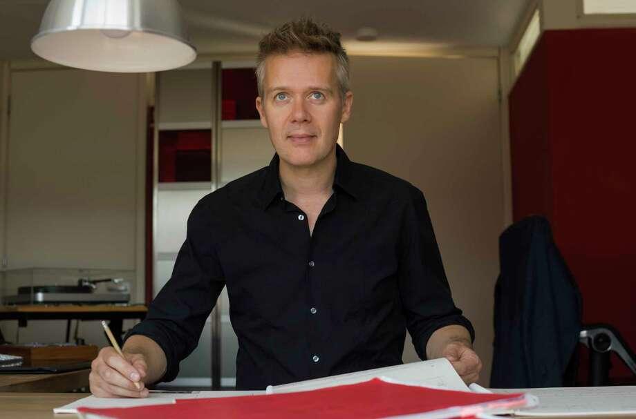 "Michel van der Aa created both film and score for ""Transit."" Photo: Priska Ketterer / Priska Ketterer Luzern"