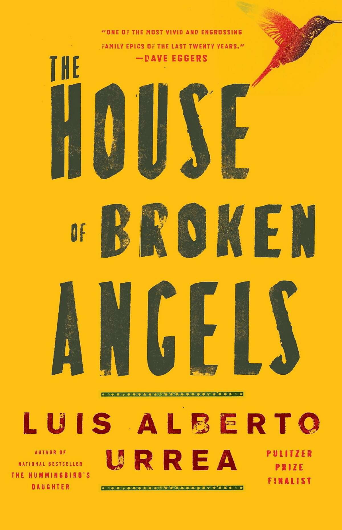 """The House of Broken Angels"""