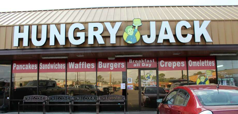 Hungry Jack is located on FM 2100 in Crosby. Photo: Kaila Contreras