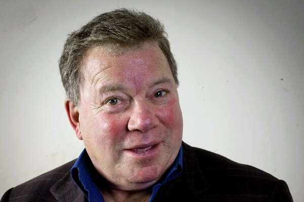 """Actor William Shatner in New York, Feb. 10, 2012. Shatner's one-man show, """"Shatner's World: We Just Live in it,"""" opened on Broadway in 2012, on a limited run. (Richard Perry/The New York Times)"""