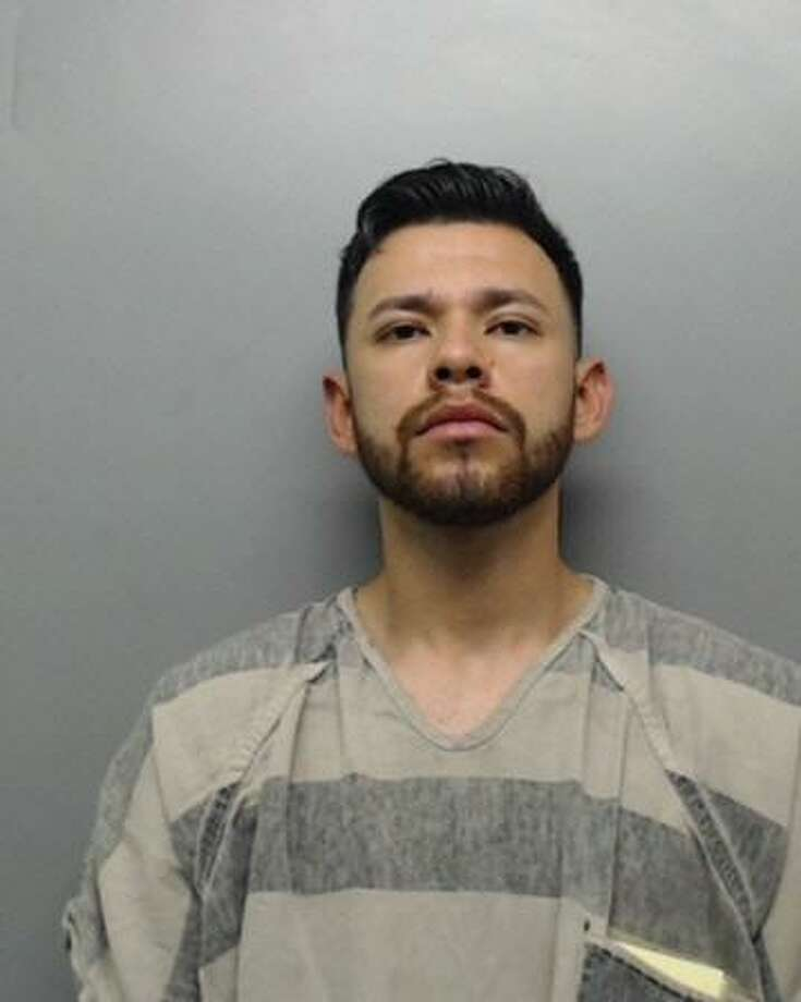 Francisco Martinez, 24,was charged with discharging a firearm within a certain municipality.  . Photo: /