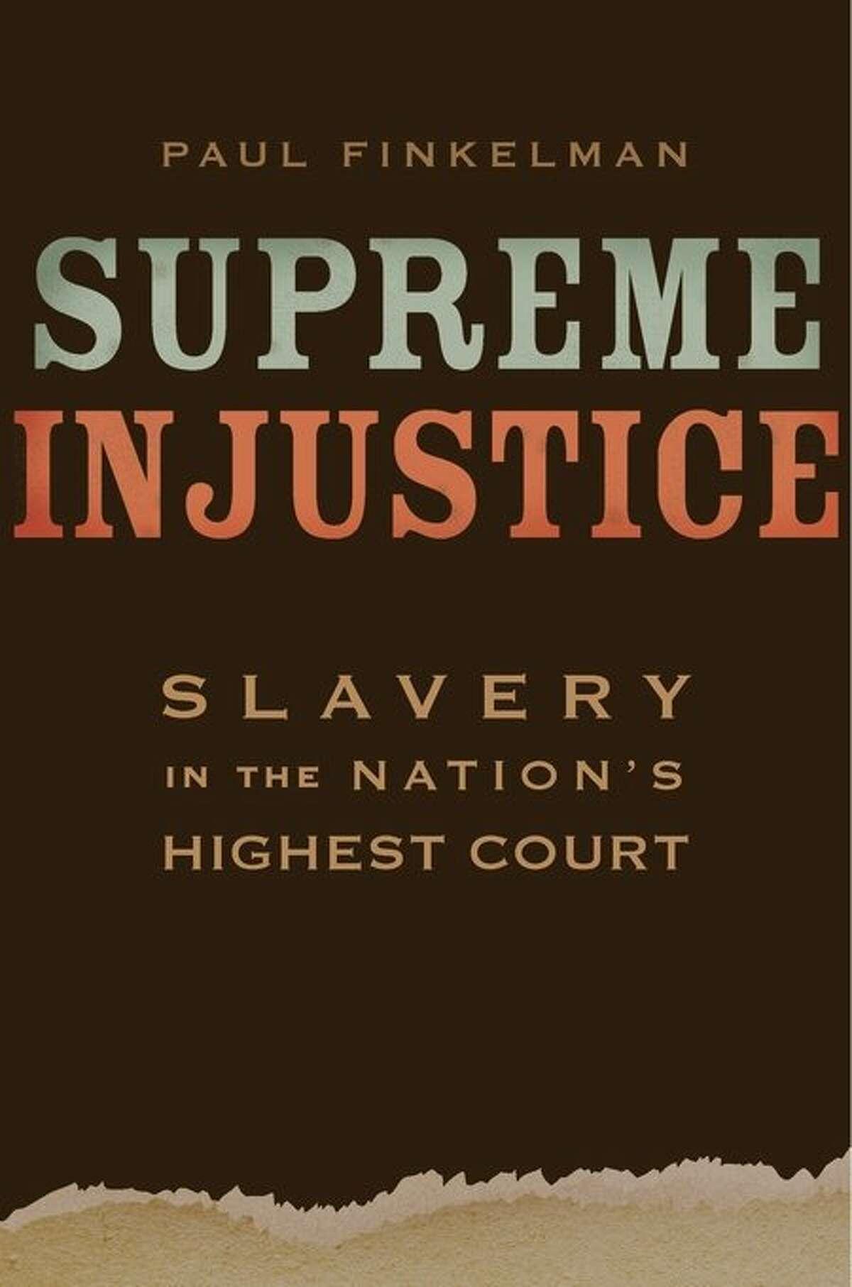 """Supreme Injustice"""
