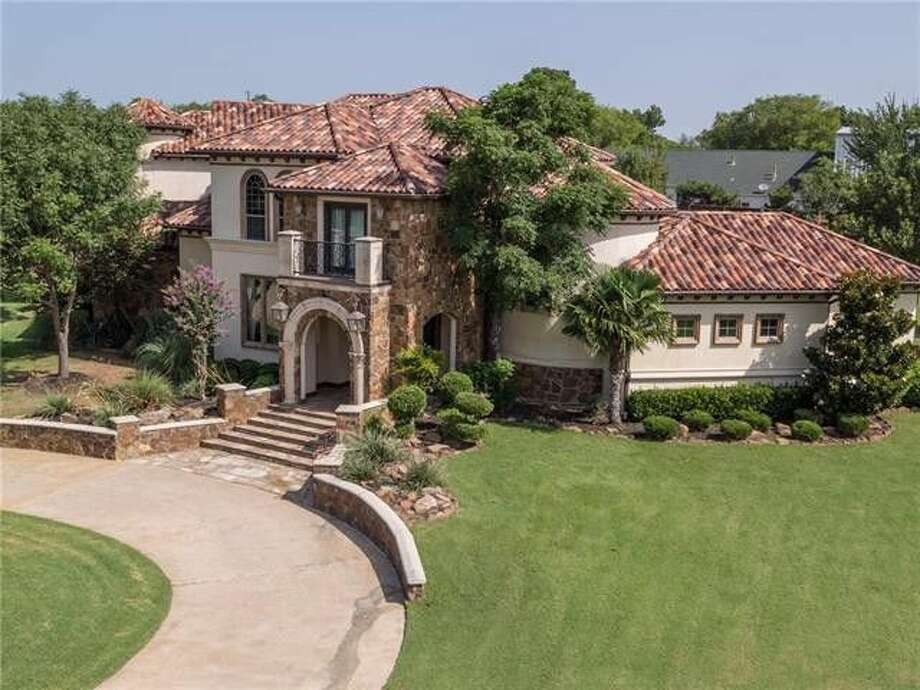 National Rifle Association spokeswoman Dana Loesch and her husband, Chris, purchased this 7,500-square-foot home in Southlake, Texas, at the end of 2017. Photo: File/Realtor.com