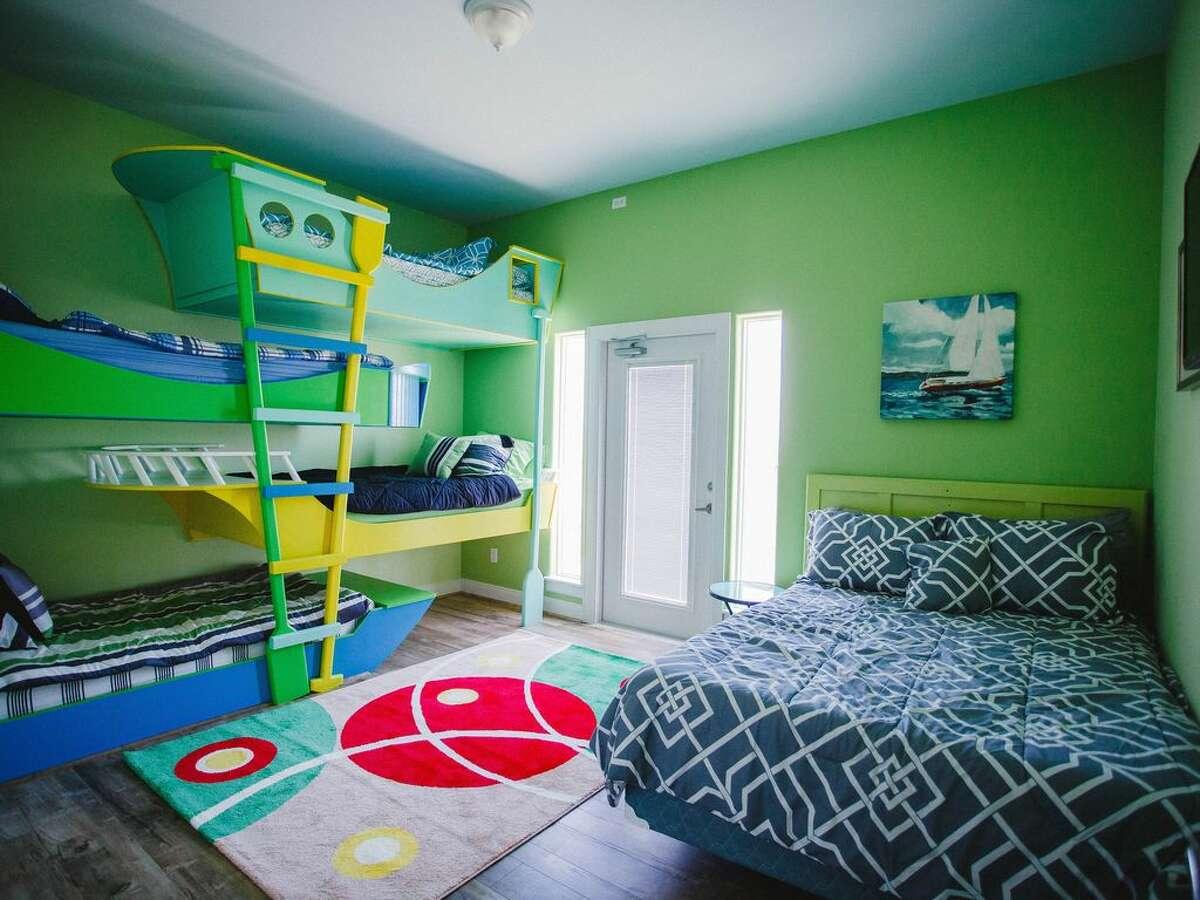 Ocean-view beach houseWhere: Surfside BeachPrice per person per night: $41.90