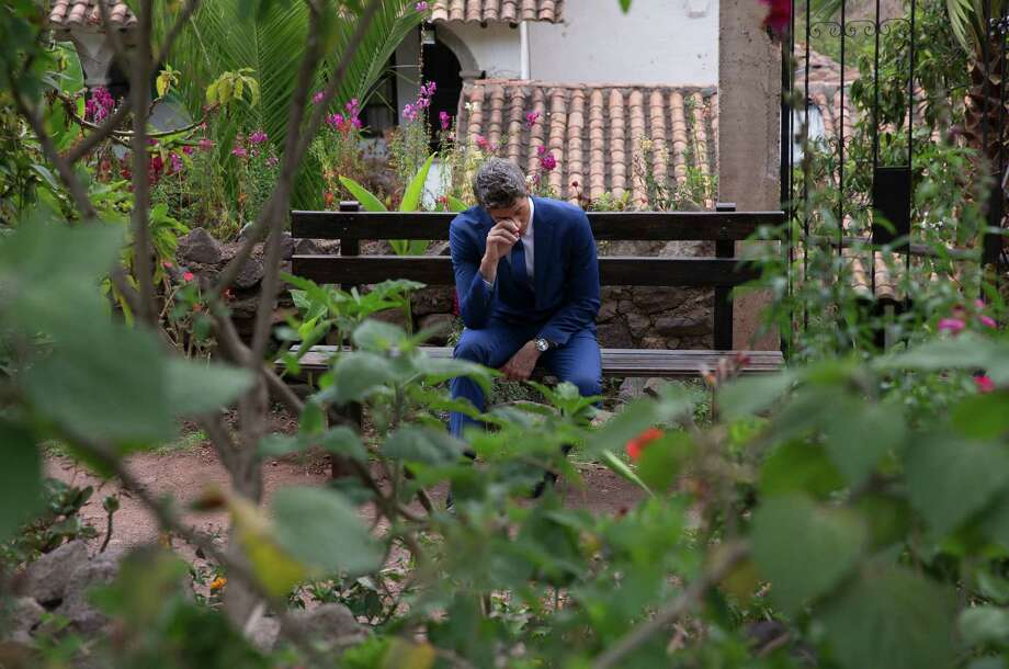 Arie Luyendyk Jr., the Bachelor who made a terrible mistake. Photo: Paul Hebert, ABC / ABC