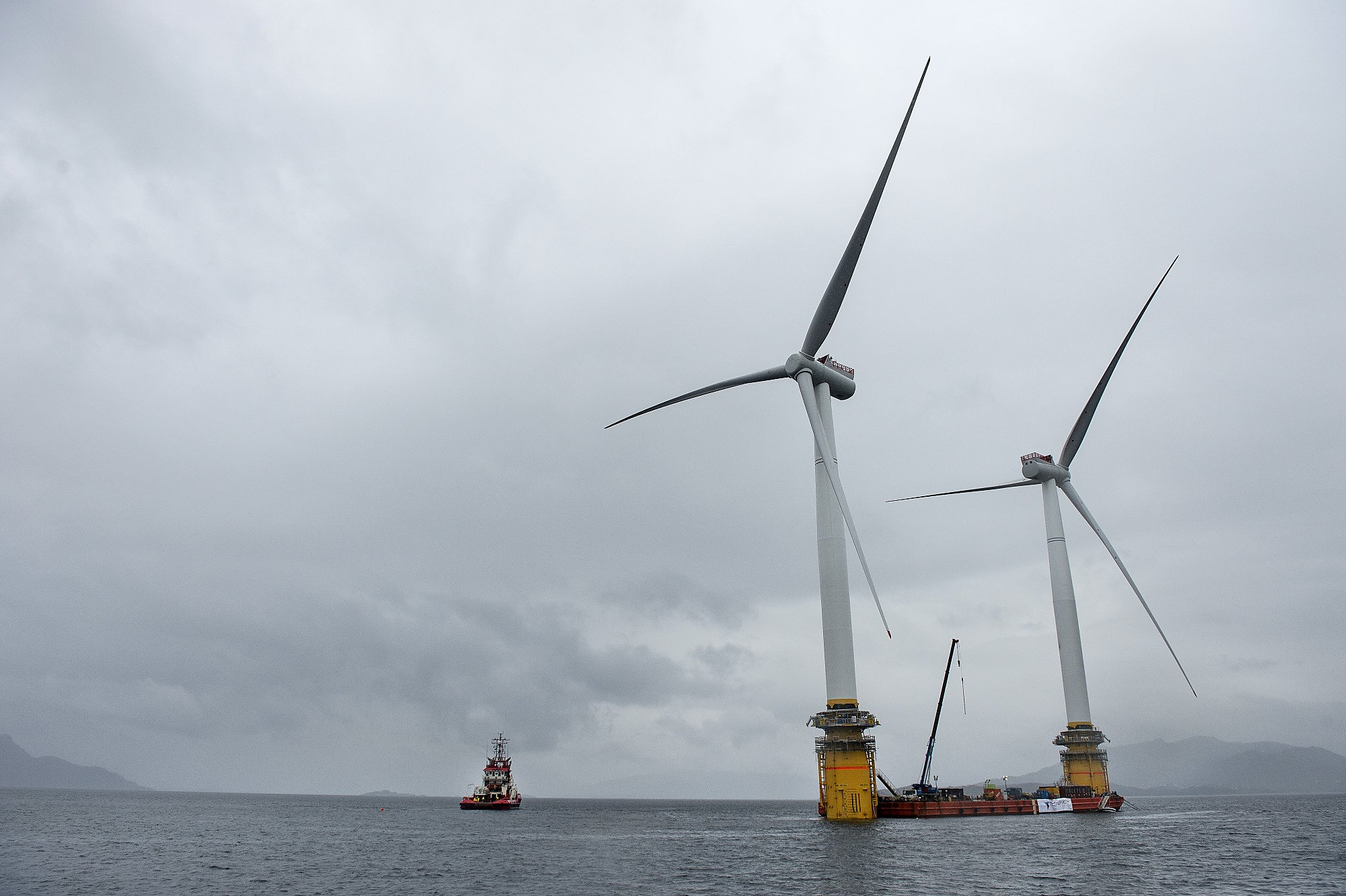 Chevron invests in offshore wind energy for first time