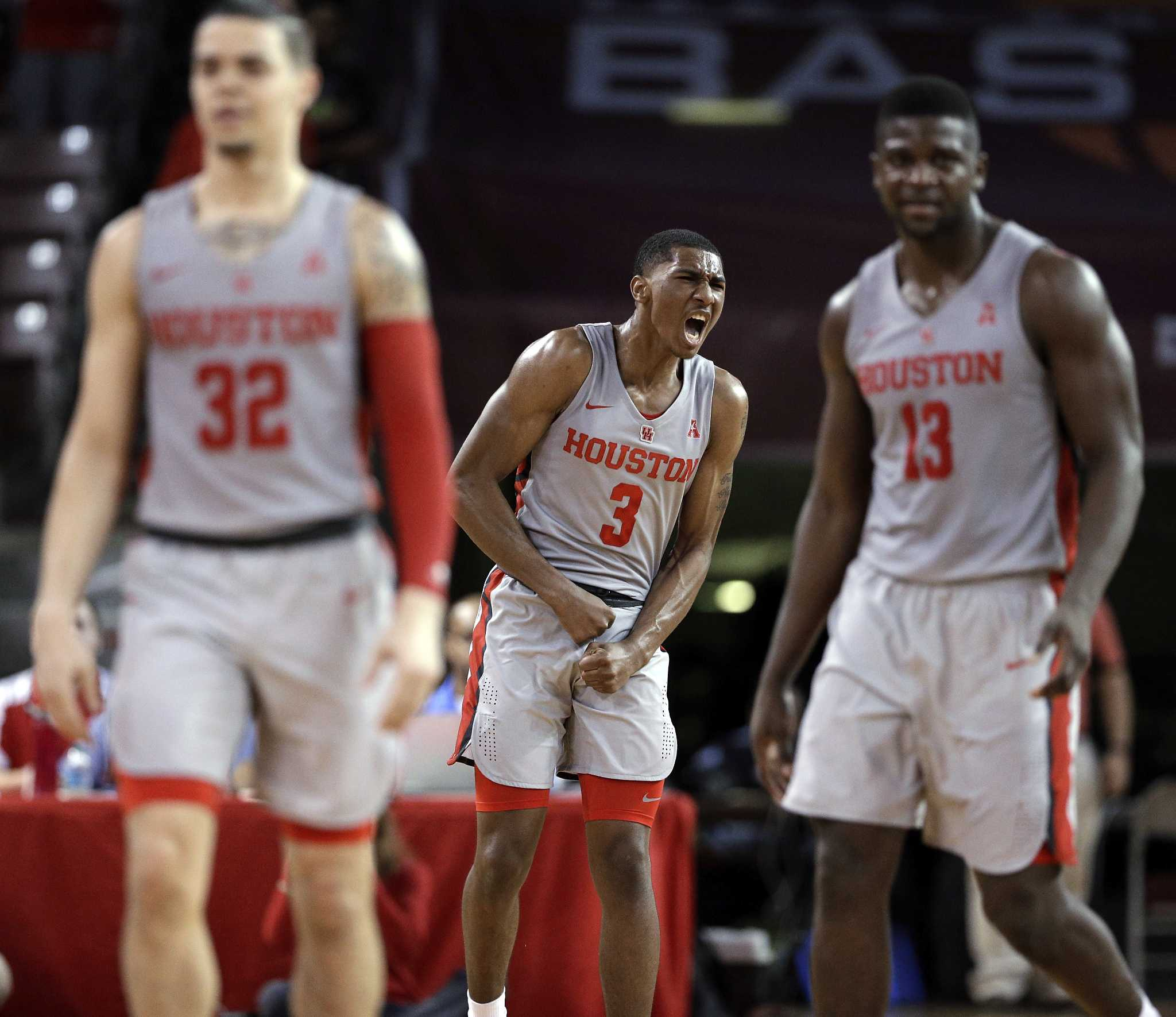 Up next for No. 21 Houston men's basketball: No. 8 Cincinnati