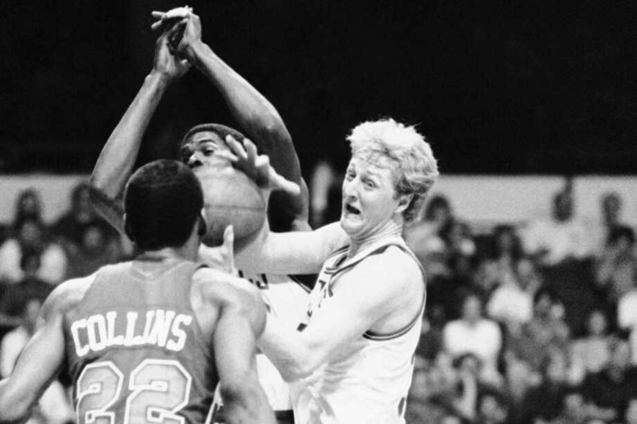As part of their repeat bid in 1981-82, Larry Bird's Celtics reeled off an 18-game winning streak. Photo: Paul R. Benoit/ASSOCIATED PRESS