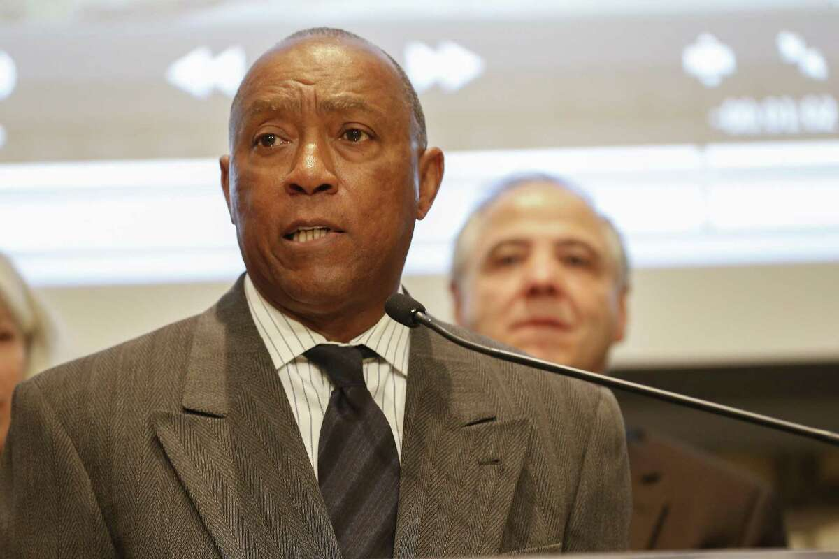 Mayor Sylvester Turner ( Steve Gonzales / Houston Chronicle )