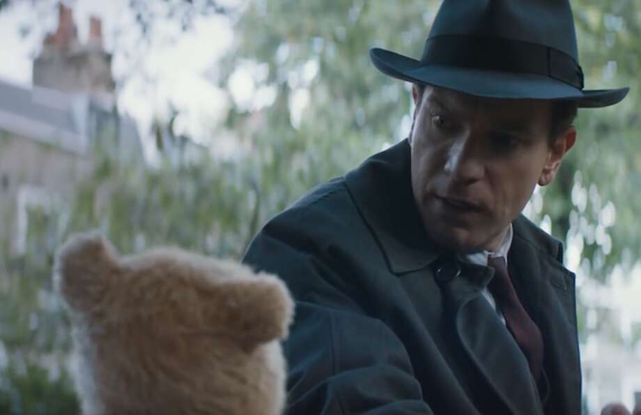 Ewan McGregor-Christopher Robin