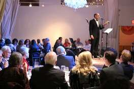 """Classic Theatre's first experiential dinner took place as part of its run of """"Bless Me, Ultima."""" The evening included discussion with and a musical performance by Jose Ruben De Leon, the show's director. Similar experiential events are being planned during the company's 2018-'19 season."""