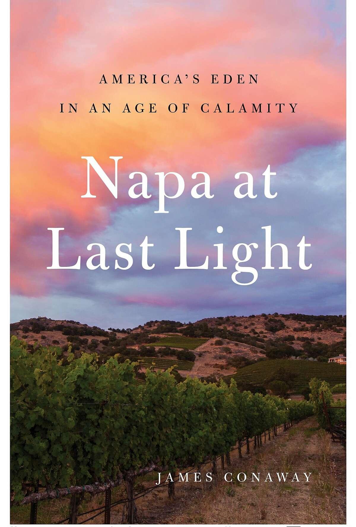 """Napa at Last Light"""