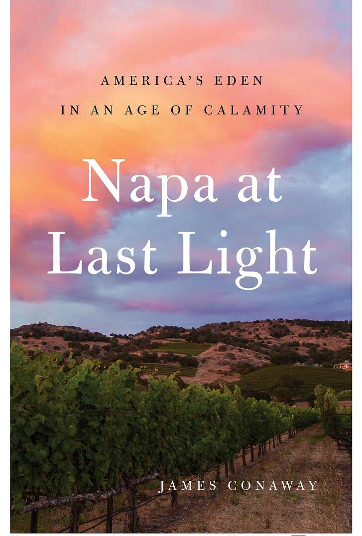 """Napa at Last Light"""