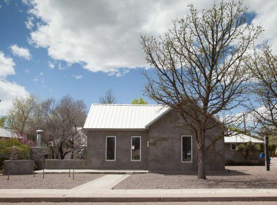 "309 N. Highland Ave. Marfa, Texas: This Texas home. which was built in 1900 and renovated by designer Barbara Hill in 2005, is now for sale. It was featured by the New York Times in 2006, being described as, ""overwhelming serenity, as if everything is precisely where it should be."" Photo: Realtor.com"
