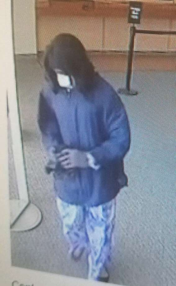 Orange Police are searching for a man who allegedly robbed Chase Bank this morning.