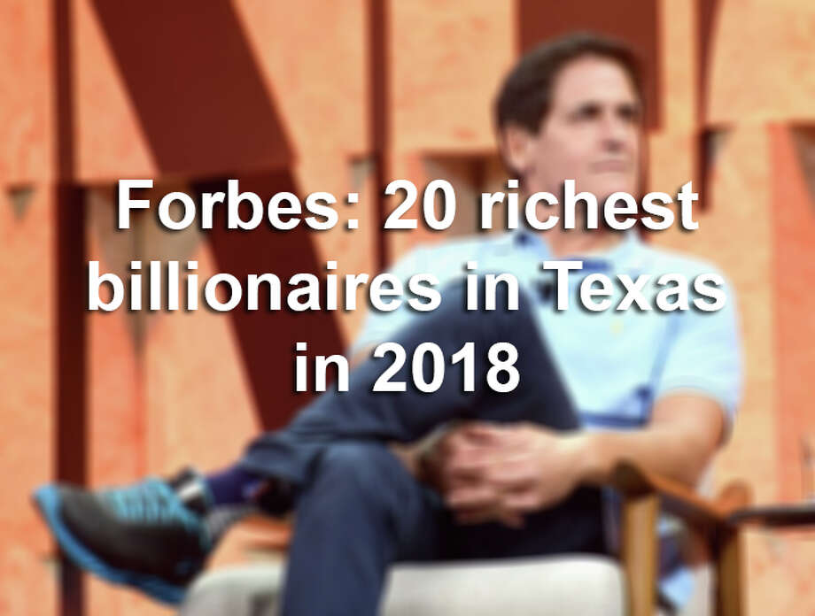 Forbes released its list of the world's billionaires in 2018. Scroll ahead to find out the 20 richest billionaires based in Texas. Photo: Matt Winkelmeyer/Getty Images