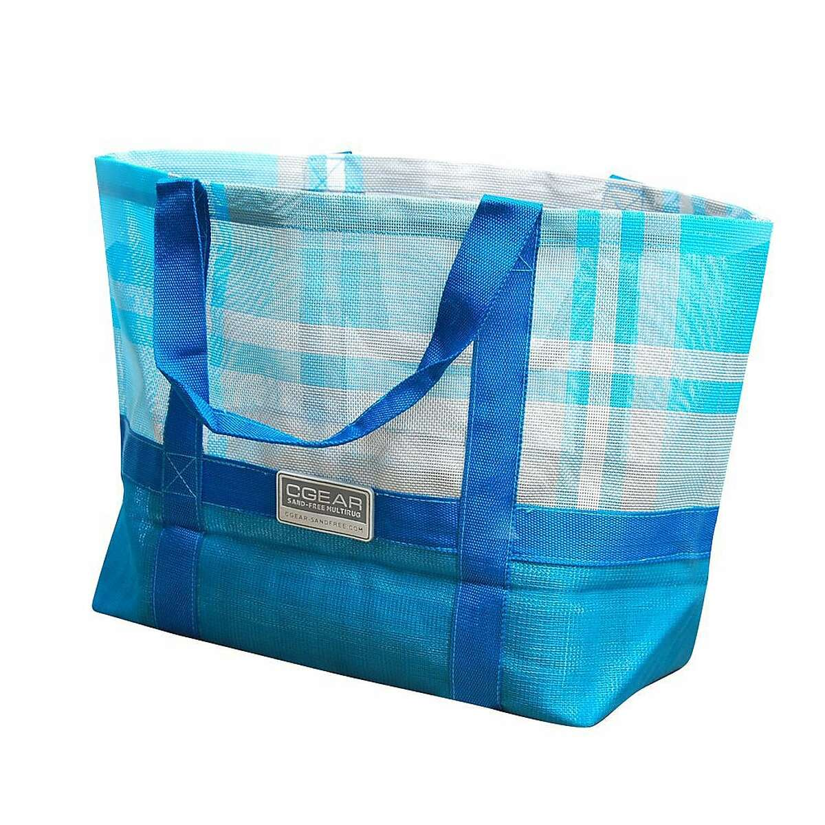CGear Sand-Free's other products include this beach totes ($29.99).