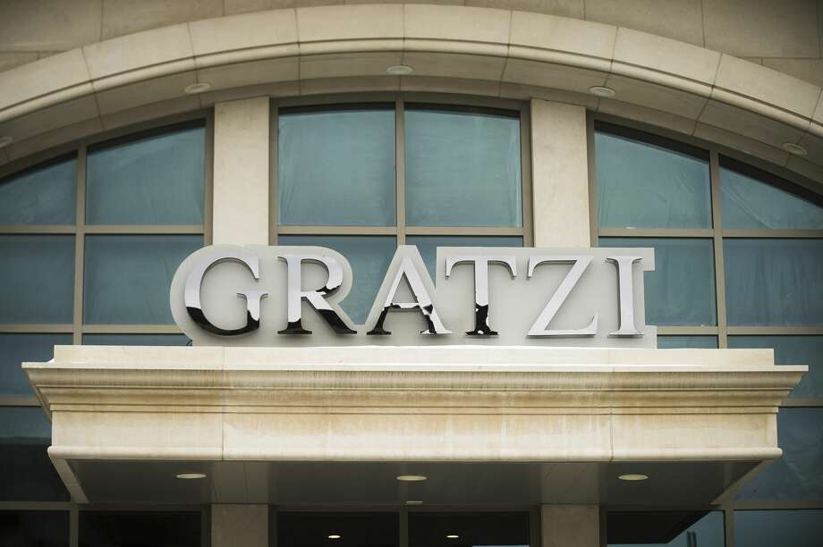 The projected opening date for Italian restaurant Gratzi has been set for April 12, 2018. The upscale restaurant will operate out of the lower level of The H Residence in downtown Midland at 120 E. Main Street. (Katy Kildee/kkildee@mdn.net) Photo: (Katy Kildee/kkildee@mdn.net)