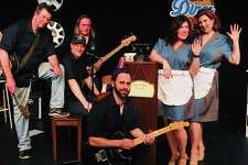 """The Connecticut Cabaret Theater's production of """"Pump Boys and Dinettes"""" continues to March 17 in Berlin."""