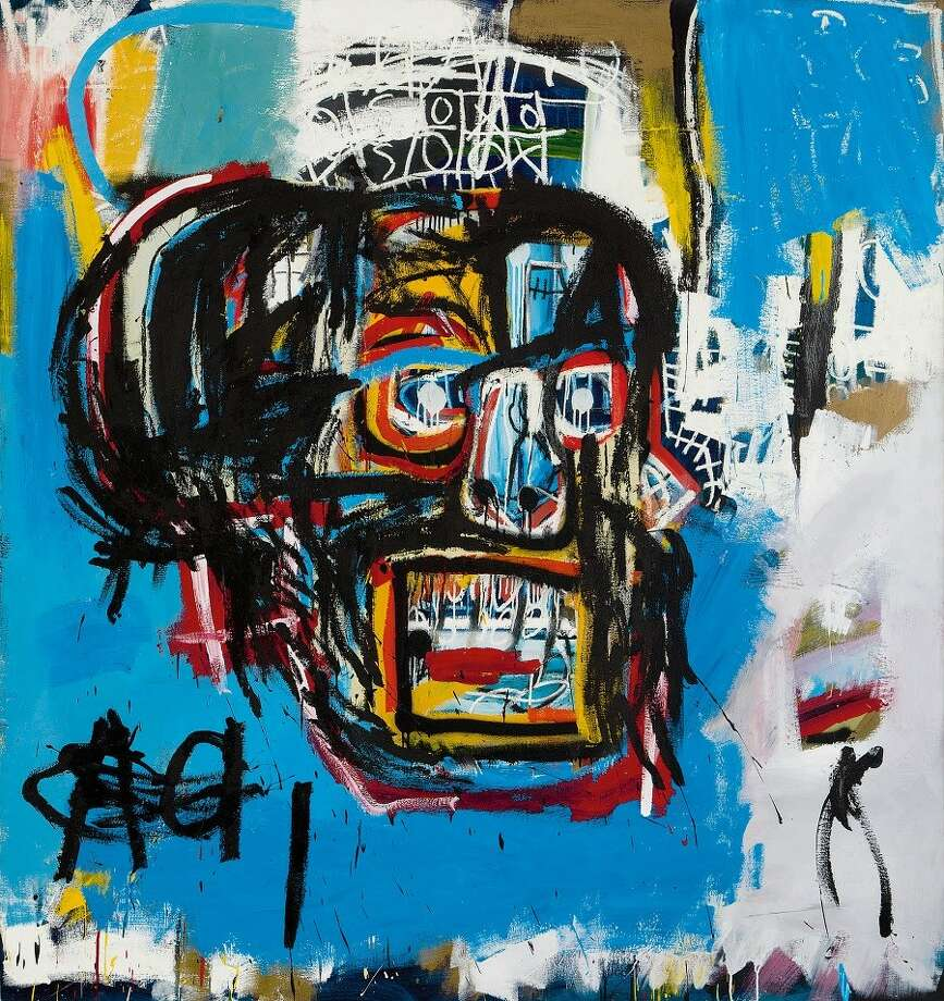 This is the most expensive piece of U.S. art ever sold, more than doubling the previous record (also set by a Basqiuat painting sold to Yusaku Maezawa).And now it's coming to the SAM. Photo: Jean-Michel Basquiat
