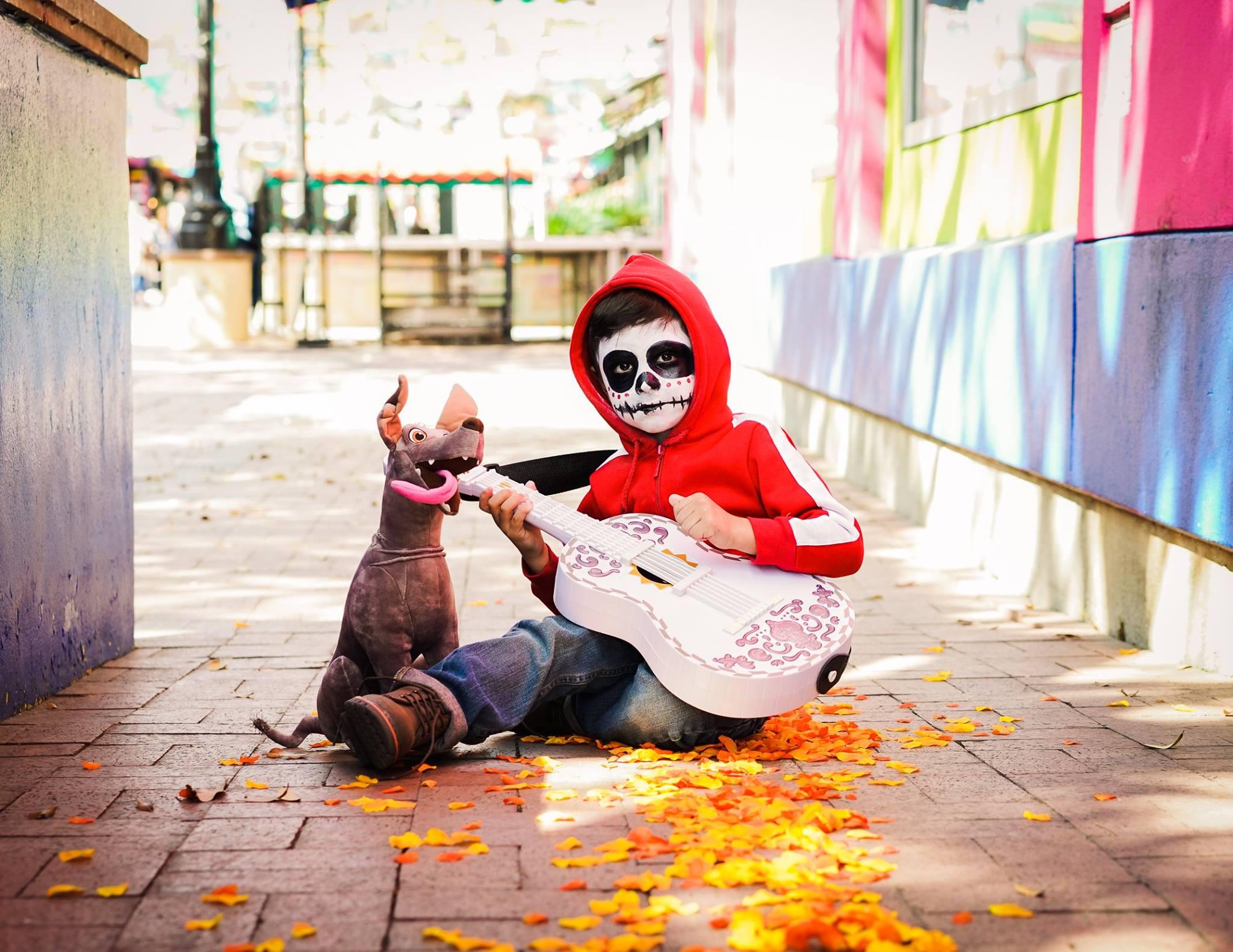 Coco Inspired San Antonio Photos Are Making Texas Un Poco