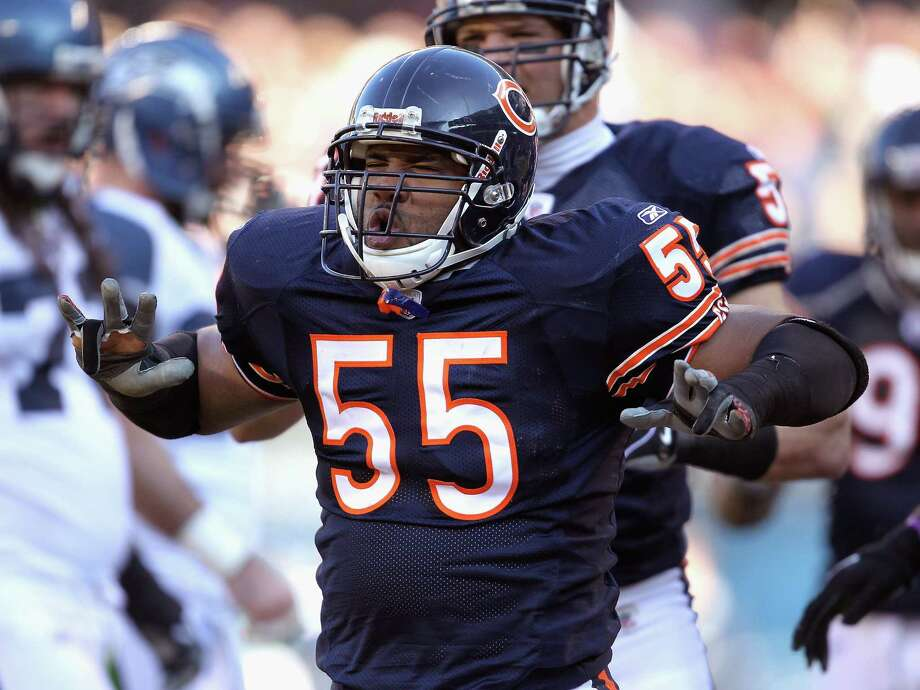 Lance Briggs played a key role in helping the Bears reach the Super Bowl after the 2006 season. Photo: Jonathan Daniel, Getty / 2011 Getty Images