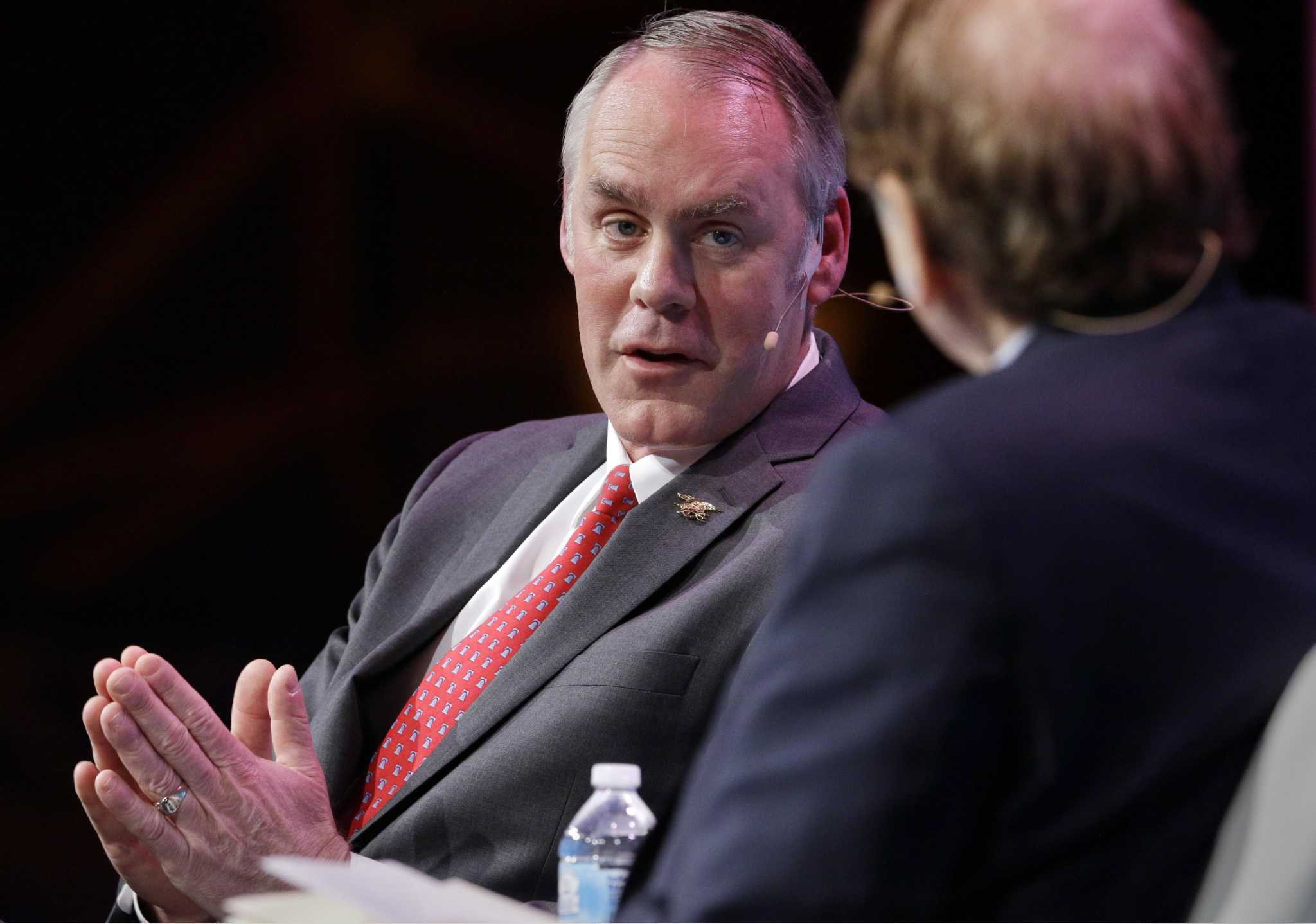 Guessing game underway on Zinke replacement