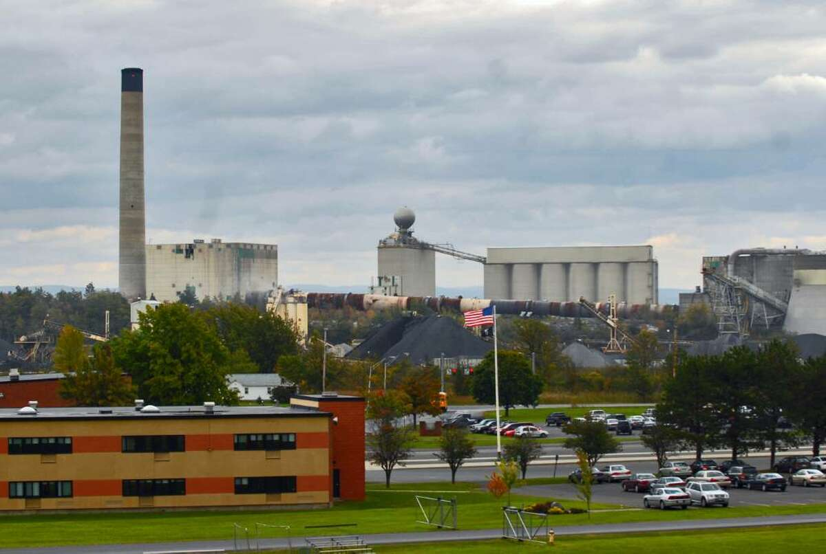 Possible mercury pollution from the Lafarge cement plant, located across the road from public schools, has been a Ravena community concern for years, sparking several health investigations, including a Harvard medical study.