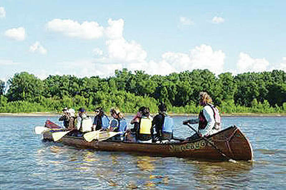 In partnering with All Around Alton, Big Muddy Adventures offers two trips a month, starting in May. The first Sunday of the month, May 6, will be from Piasa Creek to Alton Marina and the third Saturday, May 19, will be from Grafton Marina to Piasa Creek. Each of these trips cost $60 per person (box lunch available for purchase). Photo: For The Telegraph