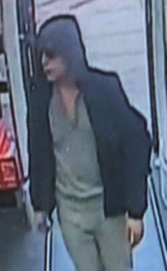 HPD releases a photo of a suspect they believed was involved in two Kingwood-area robberies. A $5,000 Crime Stoppers award is available to anyone who can help HPD catch him. Photo: HPD