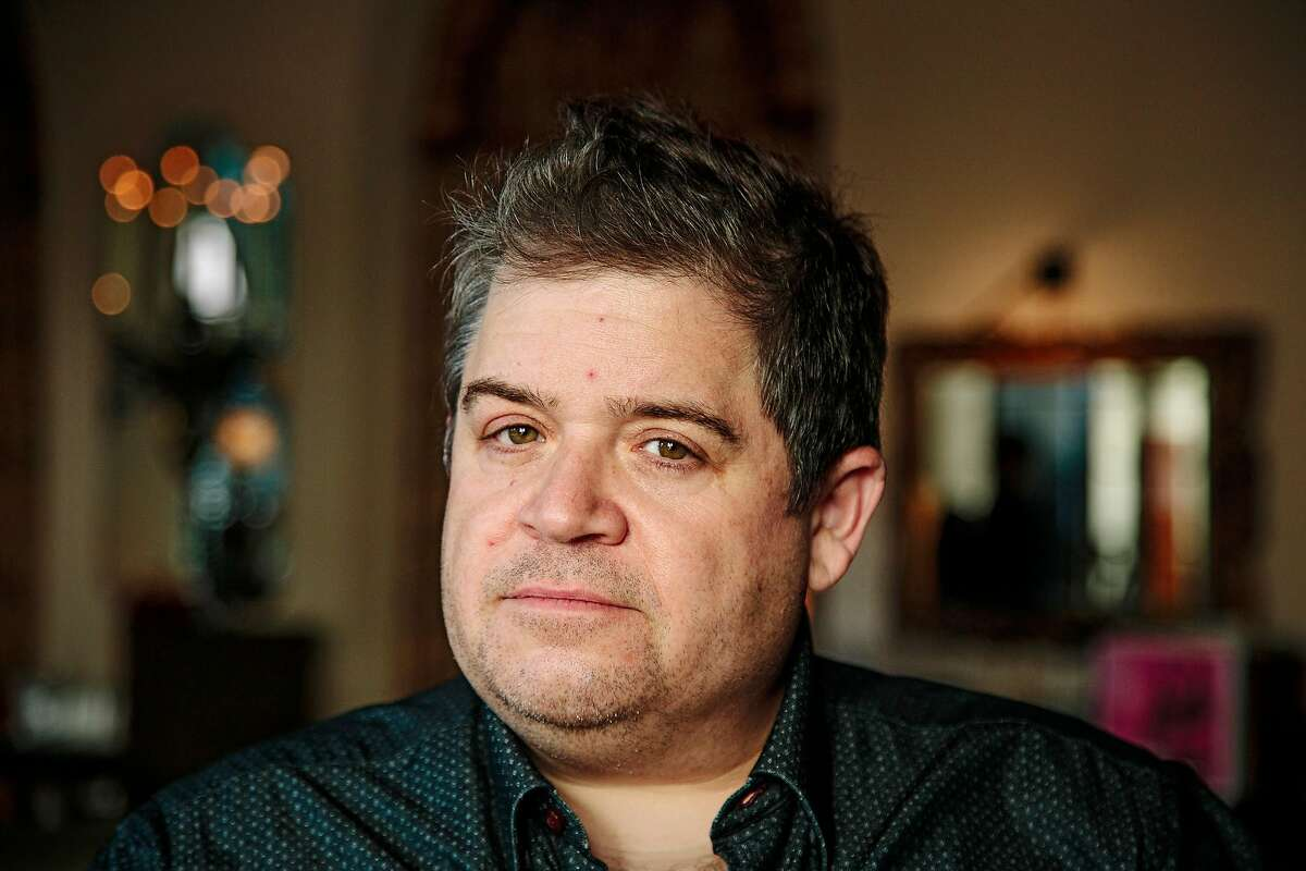 Comedian Patton Oswalt in Los Angeles, Oct. 14, 2016. The comic helped raise money for a man who trolled him on Twitter.