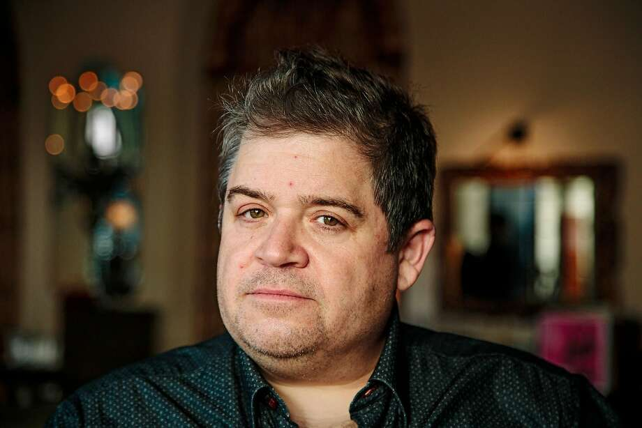 Comedian Patton Oswalt in Los Angeles, Oct. 14, 2016. The comic helped raise money for a man who trolled him on Twitter.  Photo: Kendrick Brinson, NYT