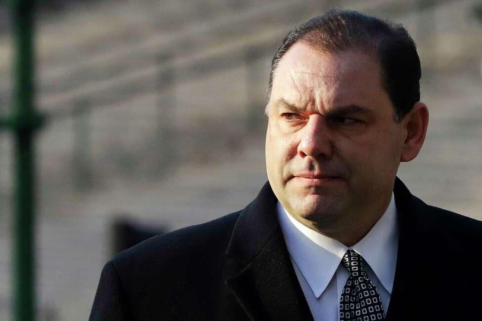 Joseph Percoco, formerly Gov. Andrew Cuomo's top aide, was found guilty of corruption in March 2018 for taking $320,000 in bribes in two schemes. He was sentenced in September to 6 years in federal prison. Percoco is to report to federal prison Dec. 28, 2018. His ties with the Cuomo family date back to his work for the late Gov. Mario M. Cuomo.