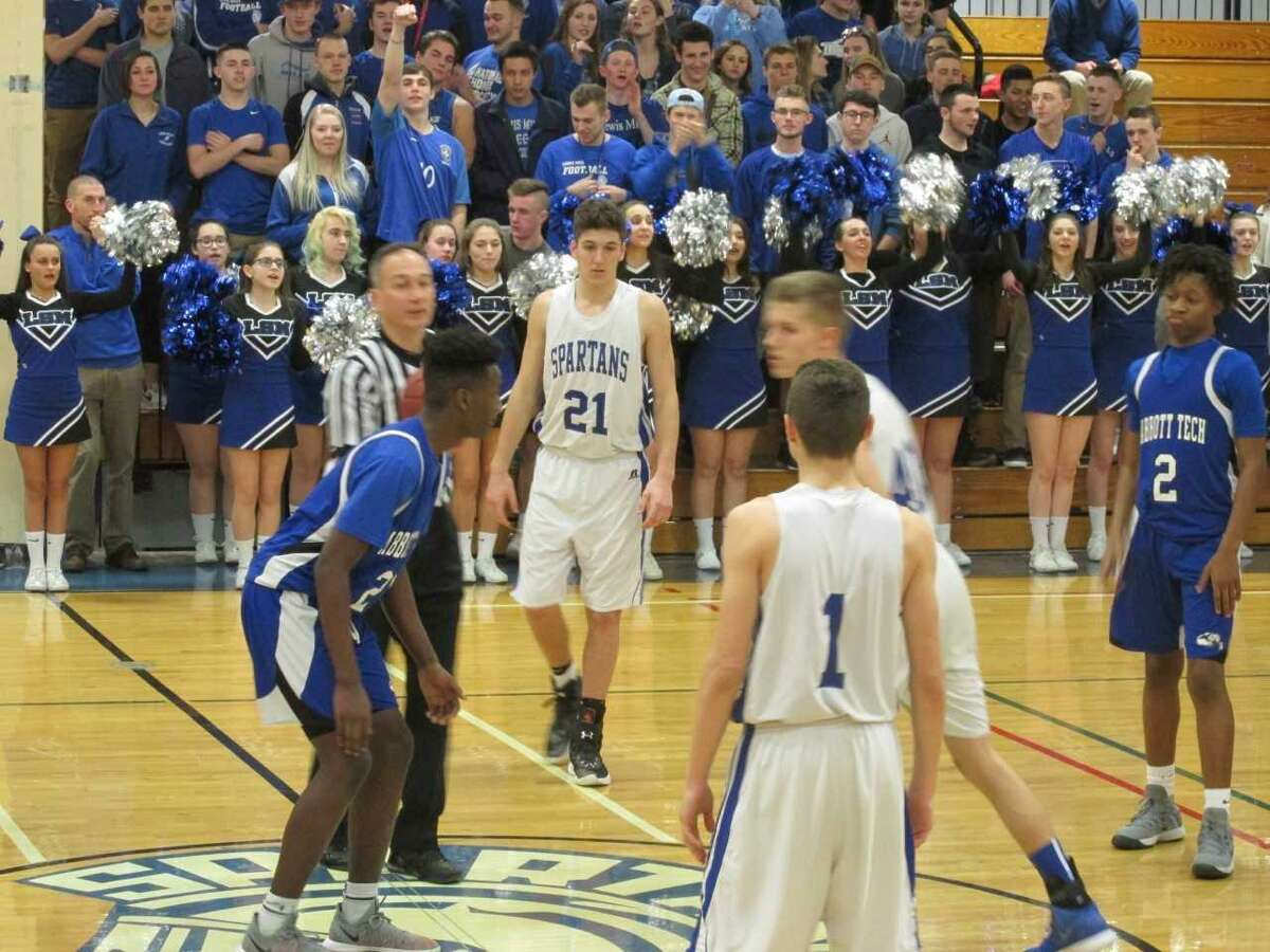 Lewis Mills had its talent going full strength Tuesday night against a championship attitude from Abbott Tech in a Division IV first-round Spartan win at Lewis Mills High School.