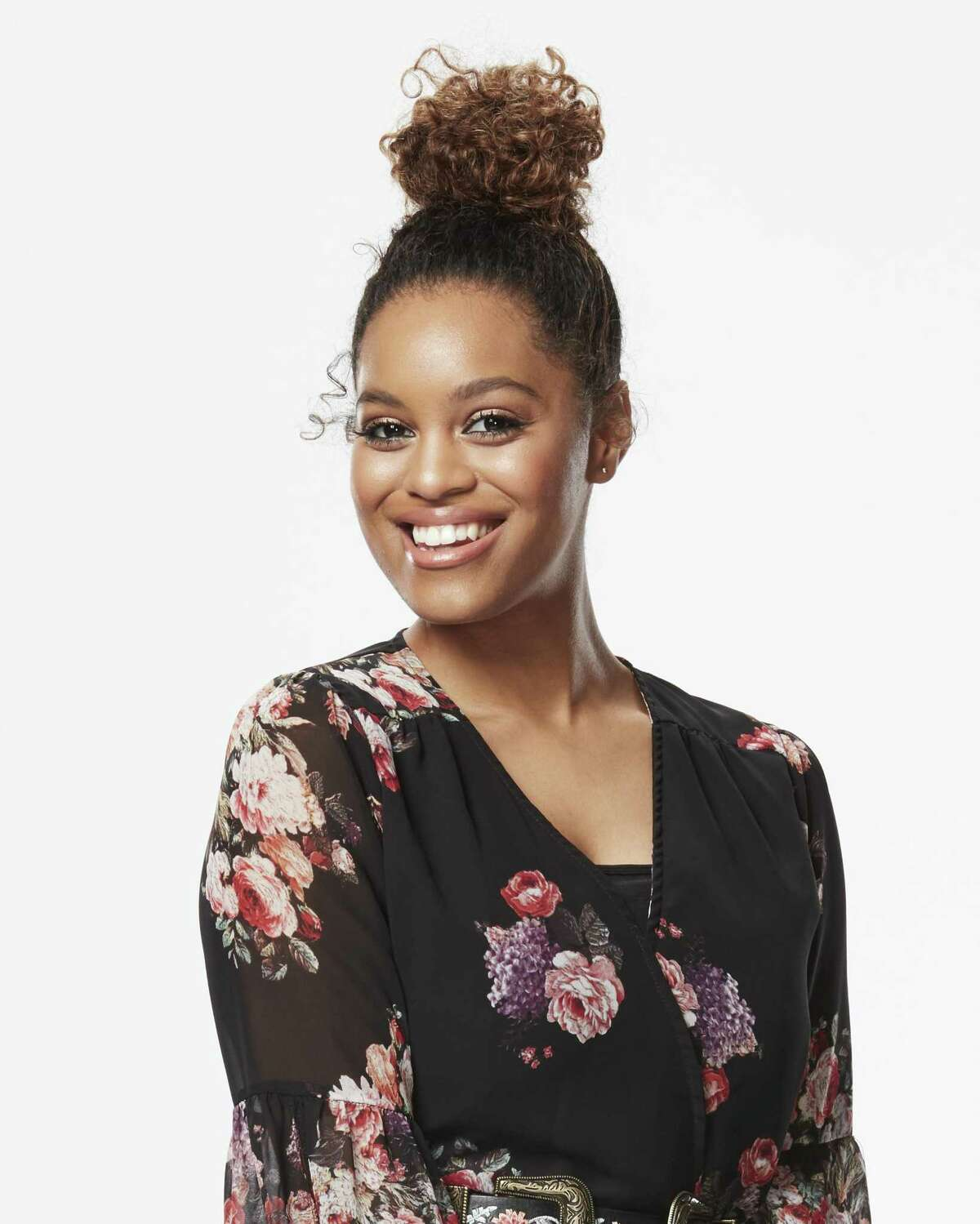 """Spensha Baker of San Antonio will show what she's got during the final battle rounds of NBC's competition show """"The Voice."""""""