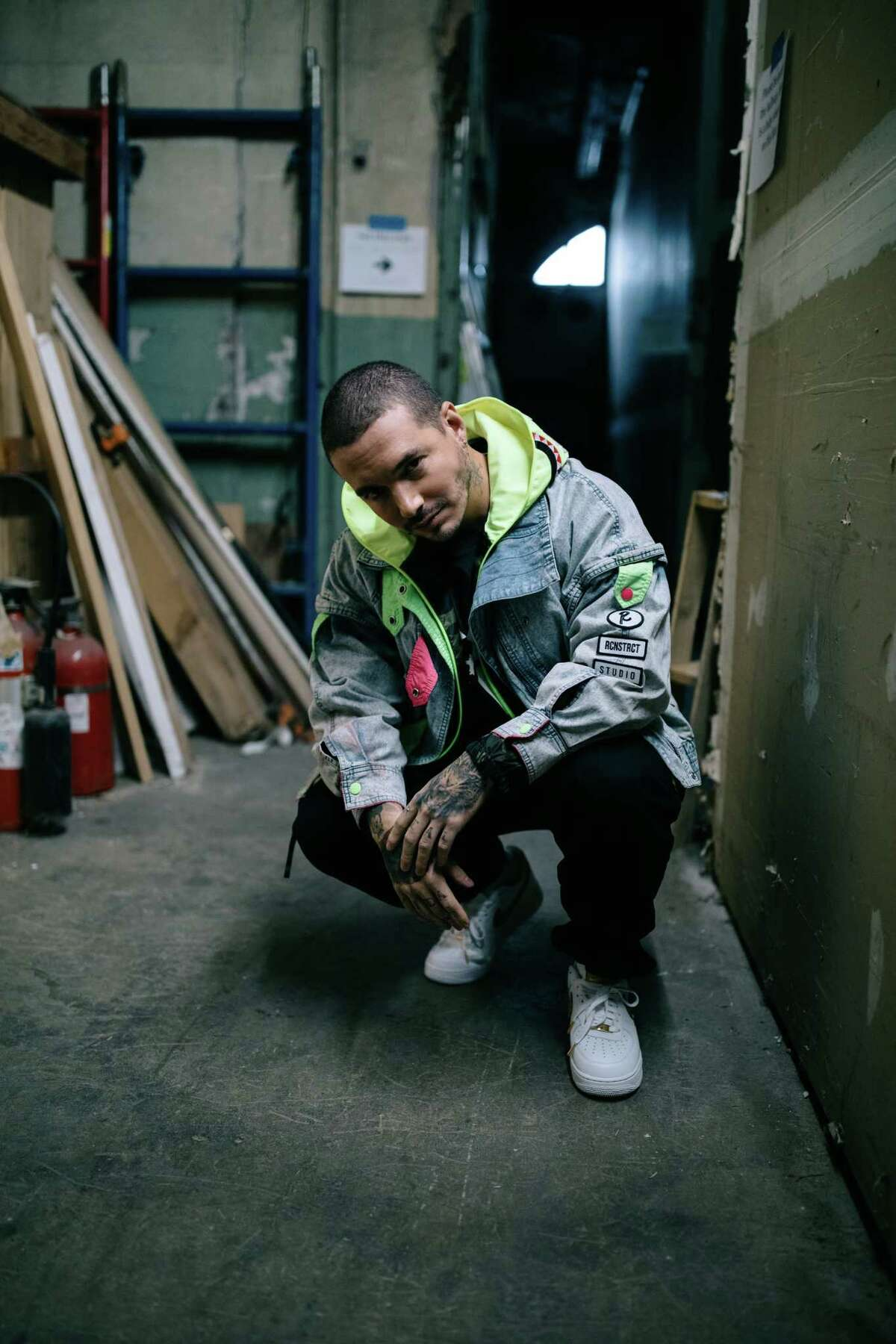 J Balvin is one of Latin music's biggest stars and combines reggaeton with other genres.