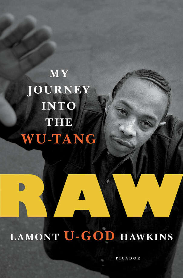 Lamont Hawkins aka U-God of the hip-hop collective the Wu-Tang Clan wrote a memoir titled Raw Photo: Picador