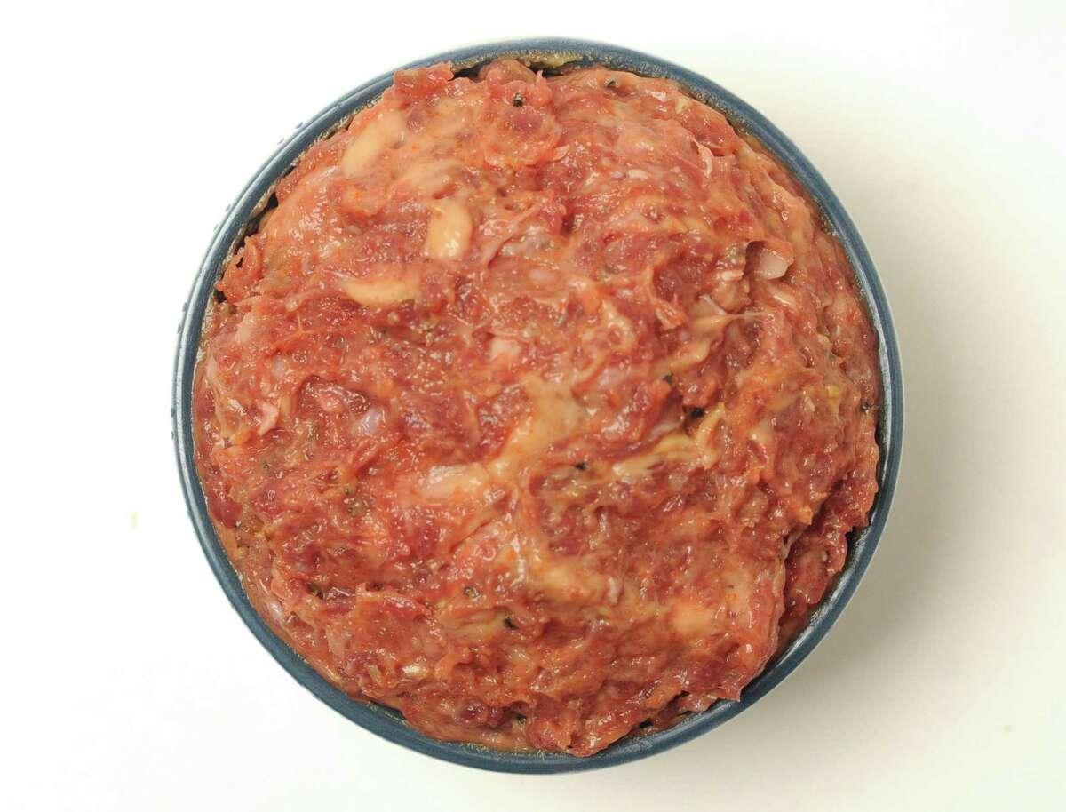 Parisa from La Coste Meat Market in La Coste.