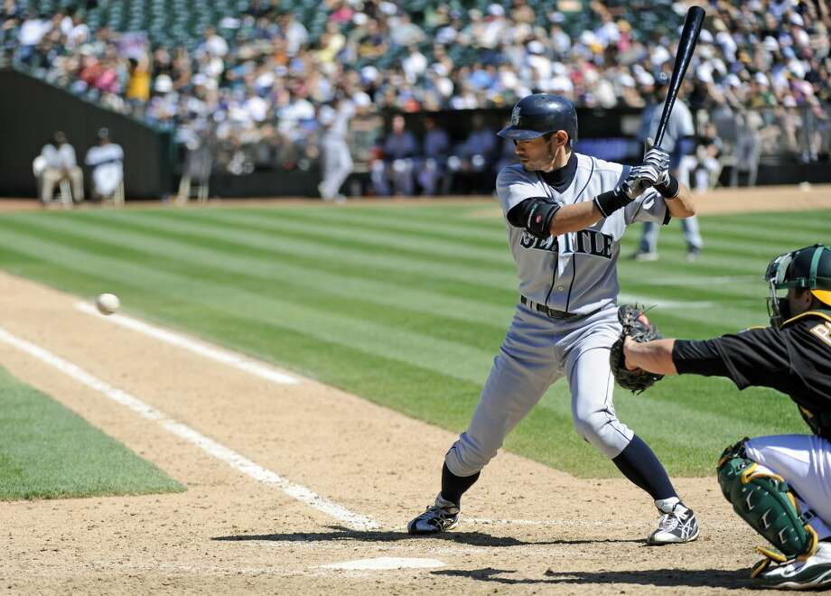 Mariners bring back 44-year-old Ichiro Suzuki - Houston Chronicle