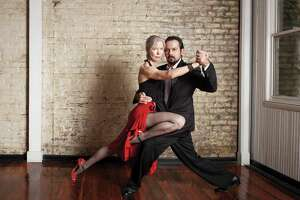 Dale Ellison, left, and Gem Duras will host a Connecticut Tango Weekend March 16-18 in Milford, Norwalk, Danbury and Middletown.