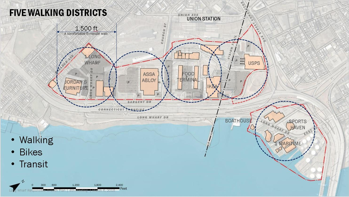 New Haven Long Wharf plan shows vision for area - New Haven Register