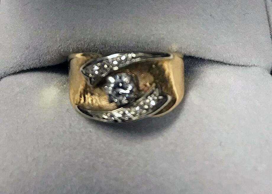Ansonia police are looking for the owner of a ring found in Oct. 2006. Is it yours? Give Ansonia police a call at 203-735-1885. Photo: Contributed Photo / Ansonia Police Department / Contributed Photo / Connecticut Post Contributed