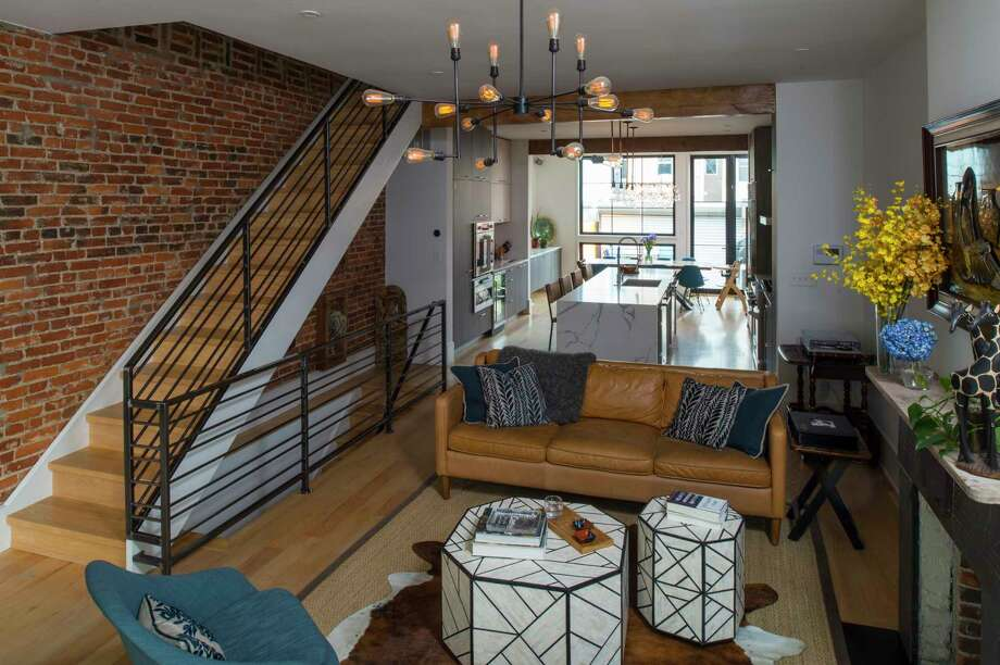 These City Dwellers Loved Their Rowhouse But It Was Too Small So