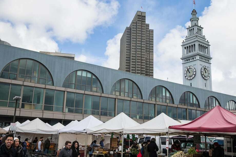 The LUCKYRICE Night Market of the Future comes to the Ferry Building on Thursday, July 25. Photo: Jessica Christian / The Chronicle