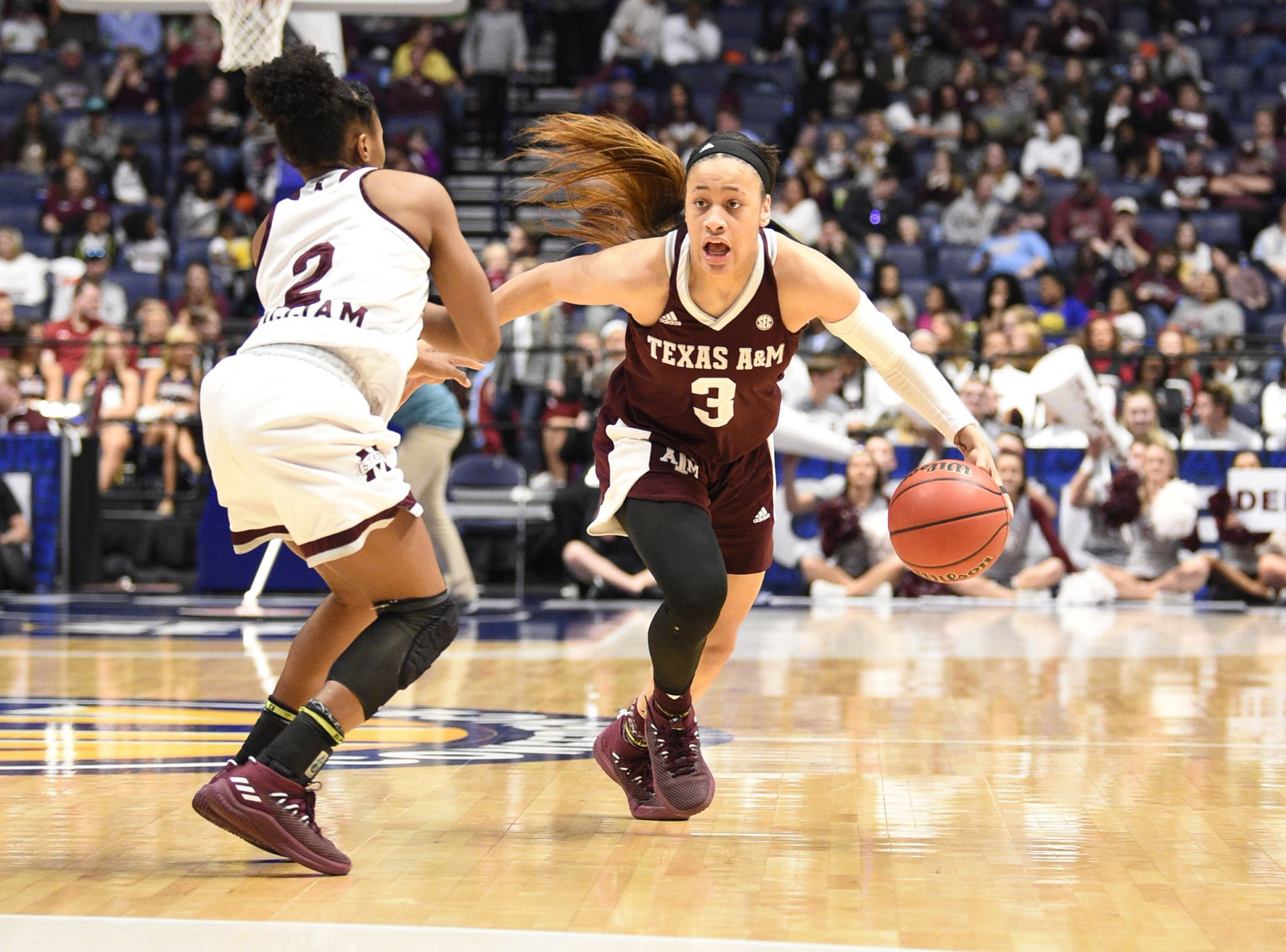 State of Texas well represented in Women's NCAA Tournament