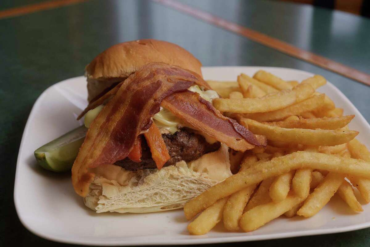 Try one of the sandwiches from the Manhattan Exchange in Schenectady, N.Y. (Paul Buckowski/Times Union)